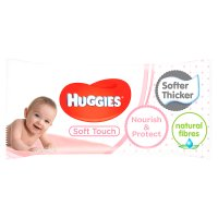 Huggies Soft Touch Wipes