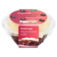 Waitrose Black Forest trifle