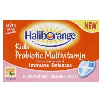 Haliborange kids multivitamin tabs