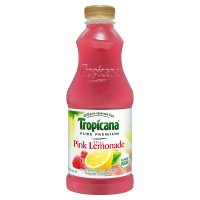 Tropicana still pink lemonade