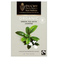 Duchy Originals organic green tea with jasmine