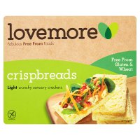 Lovemore Crackerbreads