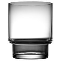 Waitrose glass mini hurricane