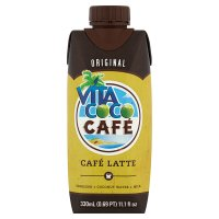 Coco Cafe coconut water cafe latte