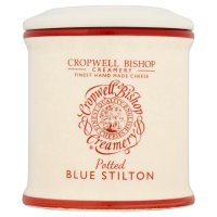 Cropwell Bishop potted blue Stilton