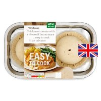 Waitrose Easy To Cook 2 chicken en croutes