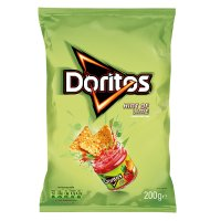 Doritos hint of lime