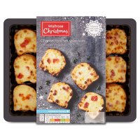 Waitrose Christmas Cheese Toasties Selection