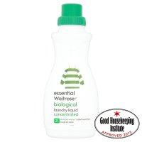 essential Waitrose biological laundry liquid concentrated, 21 washes