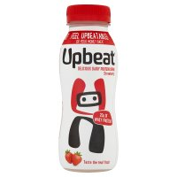 Upbeat strawberry