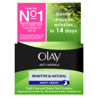 Olay Sensitive & Natural Night Cream