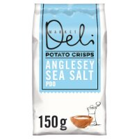 Walkers Market Deli Anglesey Sea Salt Potato Chips