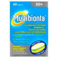 Seven Seas Multibionta 50 tablets