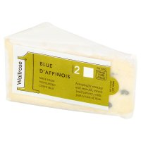 Waitrose 1 blue d'affinois cheese
