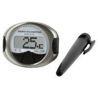 Heston digital meat thermometer