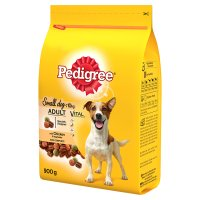 Pedigree small dog adult chicken & vegetables