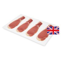 Waitrose Hampshire smoked air dried back bacon