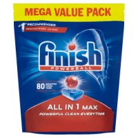 Finish All in 1 Max Powerful Clean Everytime