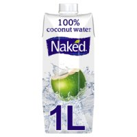 Naked 100% Coconut Water