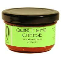 Quince Products quince & fig cheese
