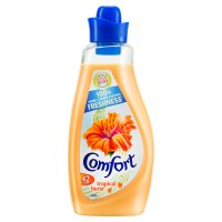 Comfort tropical 42 wash fabric conditioner