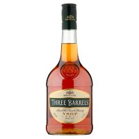 Three Barrels French brandy