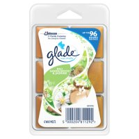 Glade 6 Wax Melts Sandalwood & Jasmine