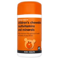 Everyday Health childrns chew multi