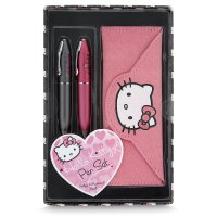 Hello Kitty pen set