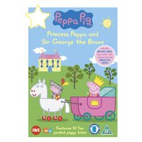 DVD Peppa Pig: Princess Peppa