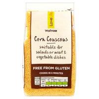 Waitrose LoveLife Corn Couscous