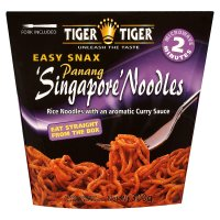 Tiger Tiger easy snax Singapore noodles
