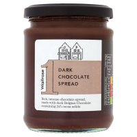 Waitrose 1 dark chocolate spread
