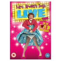 DVD Mrs Brown's Boys Live 2014