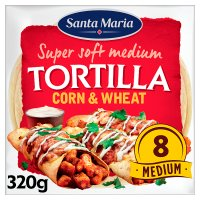 Santa Maria Mexican 8corn tortillas