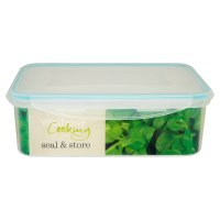 Waitrose Seal & Store 2.5 litre rectangle container