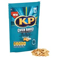KP Oven Baked Sea Salt Peanuts & Cashews