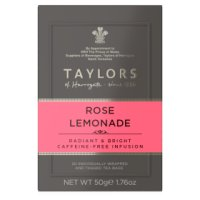 Taylor's Rose Lemonade Infusion
