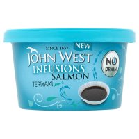 John West Infusions Salmon Teriyaki