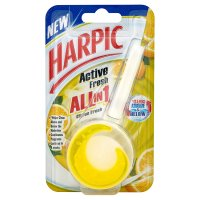 Harpic all in 1 citrus fresh