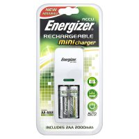Energizer Rechargeable mini charger