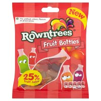 Rowntree's Fruit Bottles sharing bag
