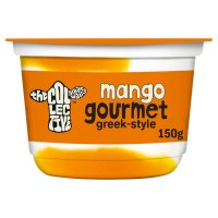 The Collective Dairy Mighty Mango Live Gourmet Yoghurt