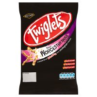 Twiglets limited edition Worcester sauce