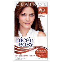 Nice n Easy Natural Dark Auburn 112 Hair Colour