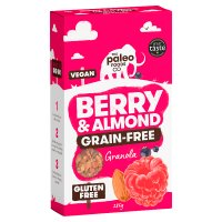 The Paleo Foods Co Berry & Almond Grain-free Granola