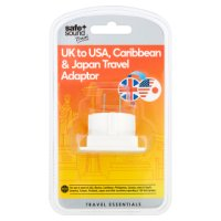 Safe + Sound USA & Asia adaptor
