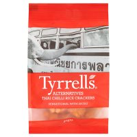 Tyrrell's Thai chilli rice crackers