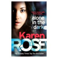 Alone in the Dark Cincinnati Series Karen Rose