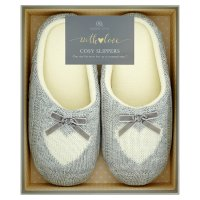 Aroma Home Cosy Slippers